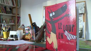 Le premier tome de la BD a été nommé pour l'Eisner Awards aux Etats-Unis. (FRANCE 3)