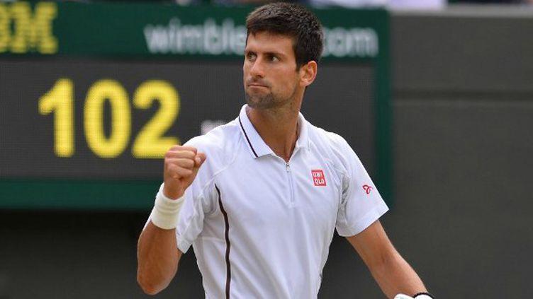 Novak Djokovic qualifié pour la demi-finale à Wimbledon