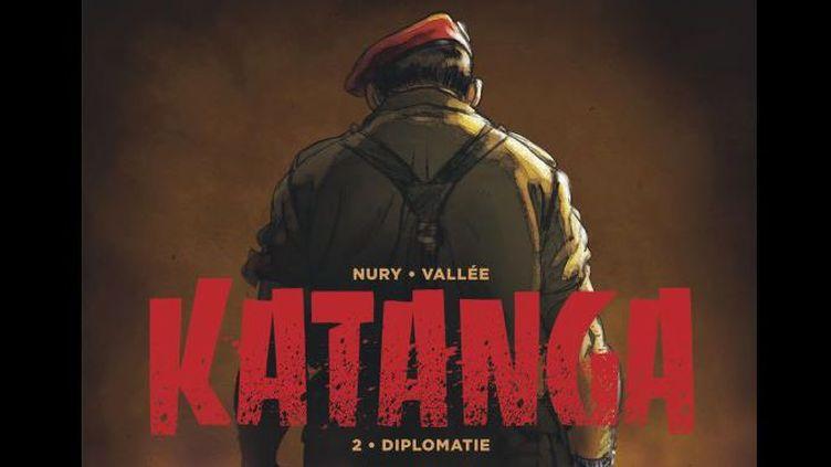 Deuxième volume de«Katanga»deFabien Nury et Sylvain Vallée. (Dargaud)