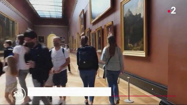Déconfinement : le musée du Louvre rouvre ses portes