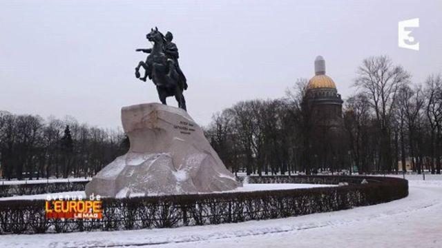 Saint-Pétersbourg tourne le dos à l'Europe.mp4