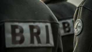 LaBrigade de recherche et d'intervention (BRI). (PHILIPPE HUGUEN / AFP)