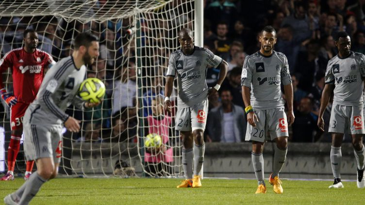 Les Olympiens vont-ils relever la tête contre Lorient?  (SPEICH FREDERIC / MAXPPP)
