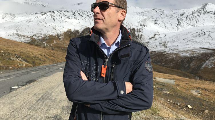 Christian Prudhomme, directeur du Tour de France. (FABRICE RIGOBERT / RADIO FRANCE)