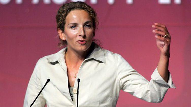 Delphine Batho (en 2007 à La Rochelle) (AFP)