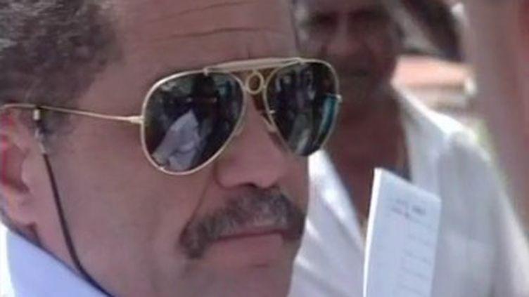 AudreyPulvarest revenue sur les accusations de pédocriminalité qui touchent son père, MarcPulvar, ancienne figure du syndicalisme martiniquais, décédé en 2008. (France 3)