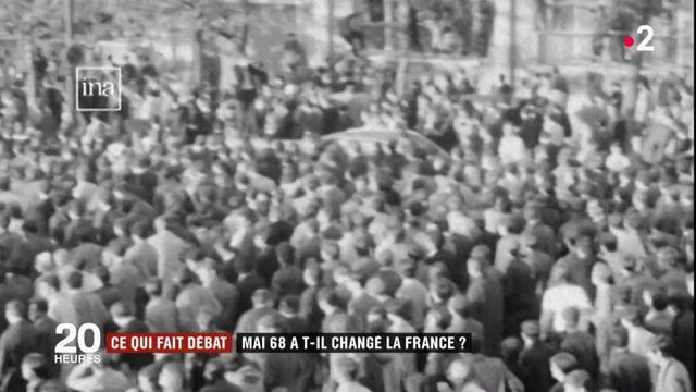 Mai 68 a-t-il changé la France ?