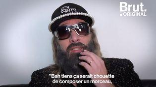 VIDEO. Les moments qui ont changé la vie de Sébastien Tellier (BRUT)