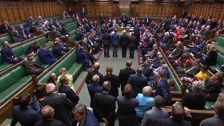 La Chambre des communes, à Londres, le 9 septembre 2019. (AFP)