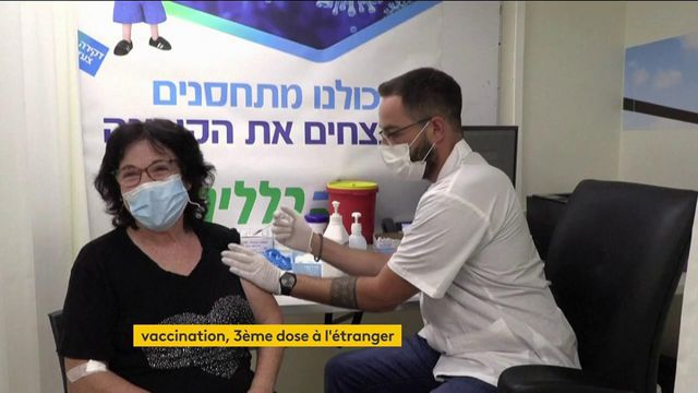Covid-19 : certains pays proposent déjà une troisième dose du vaccin