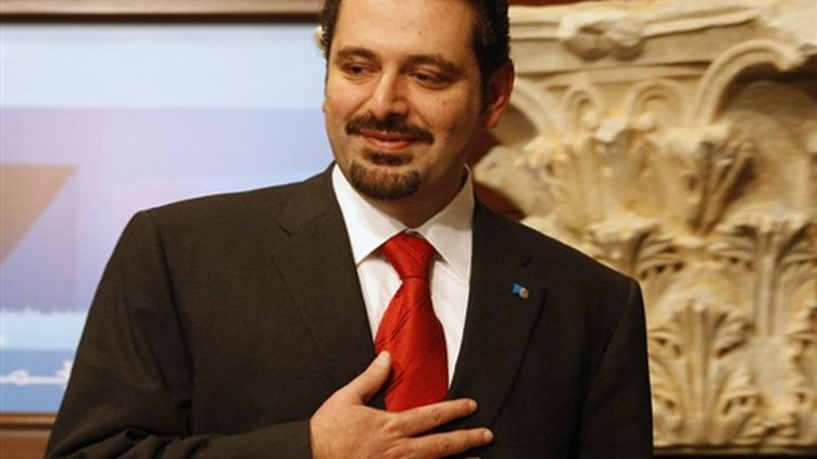 Saad Hariri, un sunnite de 39 ans, est parvenu à former ce gouvernement d'union après près de 5 mois de négociations. (AFP)