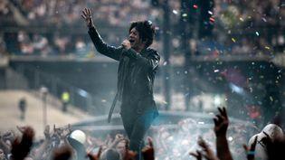 Au Stade de France le 27 juin.  (STEPHANE DE SAKUTIN / AFP)