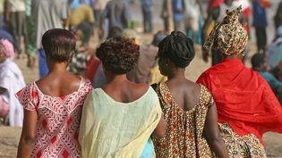Un groupe de femmes à M'Bour, au Sénégal (illustration) (HOUET  MICHEL / MAXPPP)