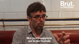 Brut a rencontré Damien Carême, maire de Grande-Synthe, qui dresse un bilan sévère de l'accueil des migrants en France. (Brut)