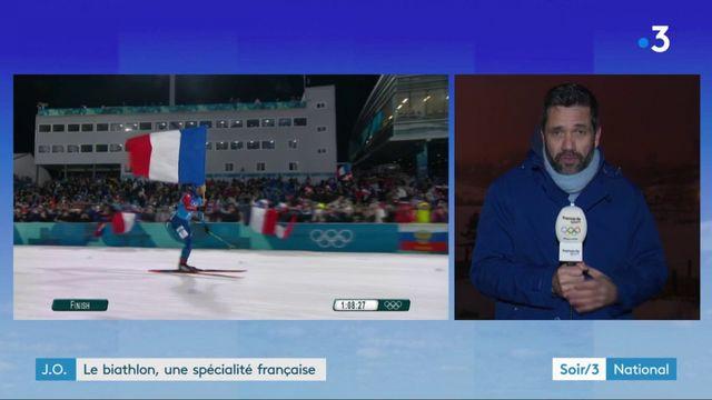 JO-2018 : le biathlon français pourvoyeur de médailles