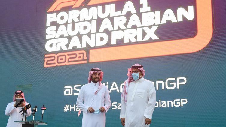 Le Grand Prix de Formule 1 d'Arabie sadouite se tiendra dans la ville de Jeddah en 2021. (AMER HILABI / AFP)
