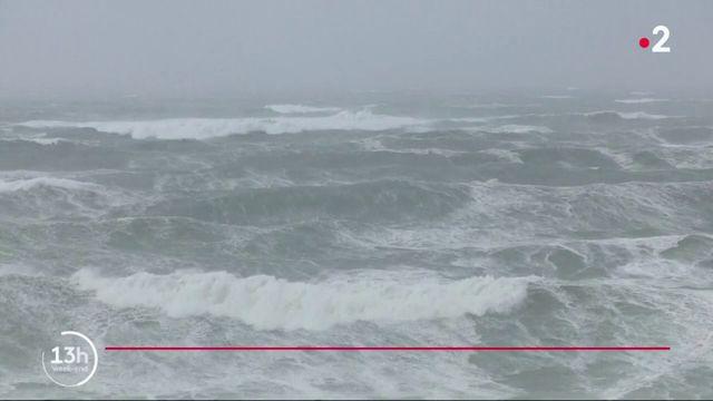 Tempête Amélie : des rafales à plus de 160 km/h enregistrées