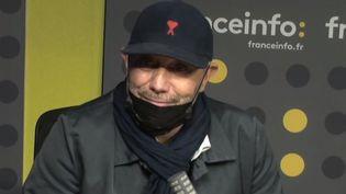"""Jean-Louis Blot, producteur de """"Domino Challenge"""" sur M6, invité de franceinfo le 24 juin 2021 (FRANCEINFO / RADIO FRANCE)"""