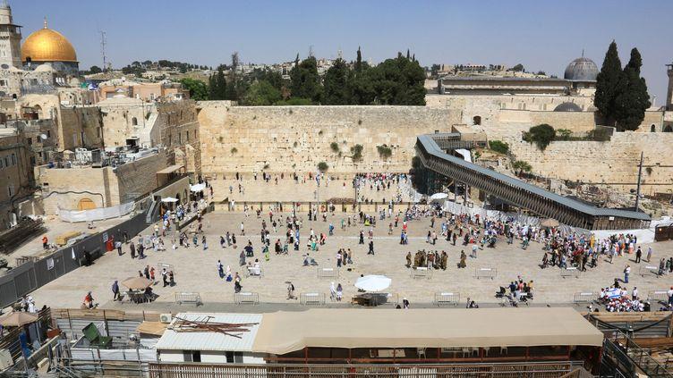 Jérusalem : fermeture partielle du Mur des Lamentation