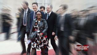 Sibeth Ndiaye (CAPTURE D'ÉCRAN FRANCE 2)