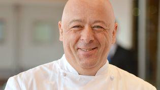 Le chef cuisinier Thierry Marx. (MIGUEL MEDINA / AFP)