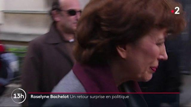 Le retour inattendu de Roselyne Bachelot