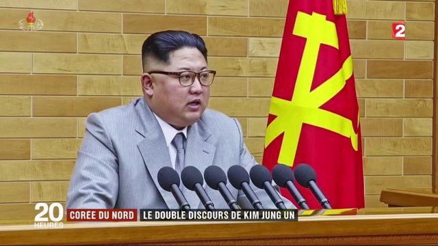 Corée du Nord : les vœux menaçants de Kim Jong-un