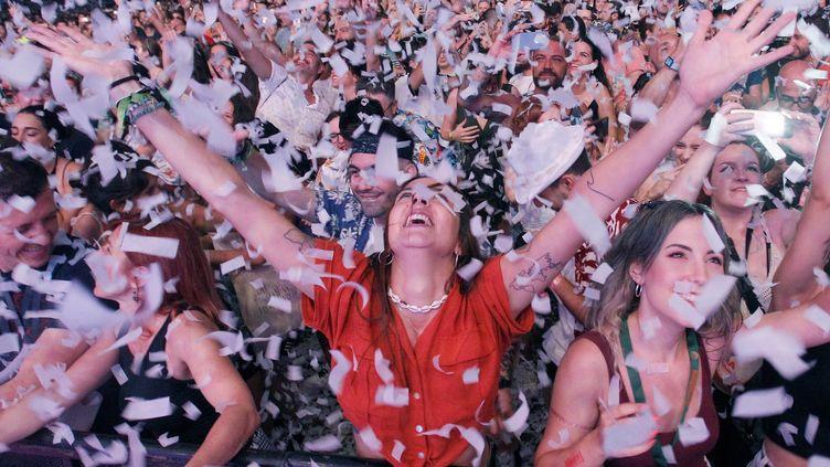 Les festivals de l'été en France (MORELL / EFE)