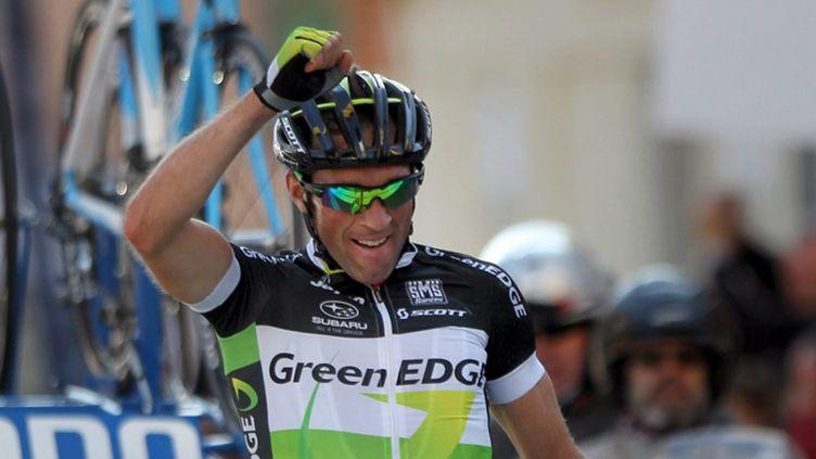 Michael Albasini (Green Edge) (TONI ALBIR / MAXPPP)