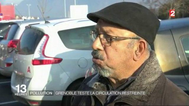 Pollution : Grenoble teste la circulation restreinte