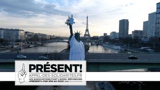 Avec 80 associations et ONG, Nicolas Hulot lance «un appel des solidarités». Ils souhaitent alerter les consciences sur le déficit de solidarité en France. (Brut)