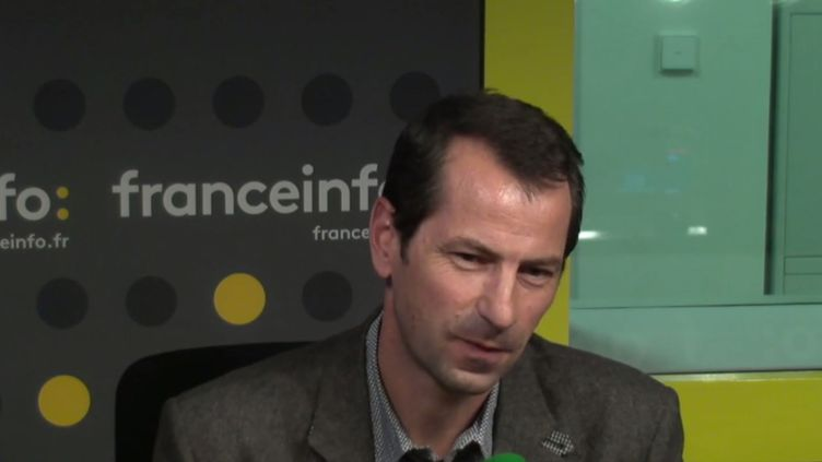 Sébastien Jean, directeur du CEPII (Centre d'études prospectives et d'informations internationales) (FRANCEINFO / RADIO FRANCE)
