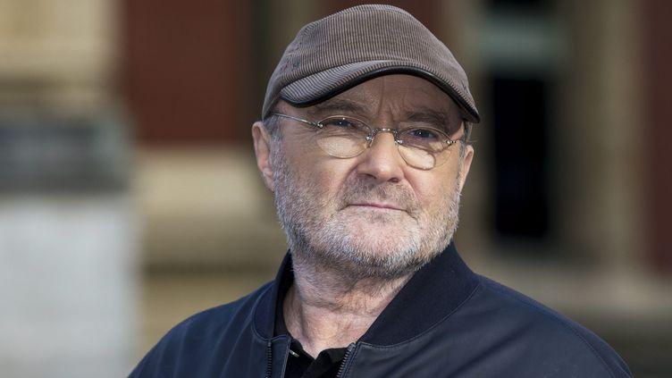 Phil Collins, le 17/10/2016  (James Shaw/ PHOTOSHOT/MAXPPP)