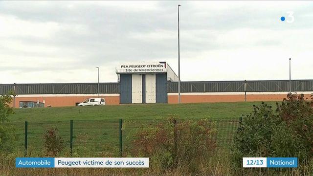 Automobile : Peugeot victime de son succès