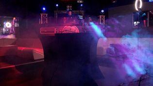 La discothèque La Suite, à Périgueux. (XAVIER DALMONT / FRANCE-BLEU PÉRIGORD)