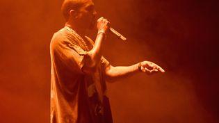 L'artiste américain Kanye West à New York aux Etats-Unis, le 2 octobre 2016 (JEFF KRAVITZ / GETTY IMAGES NORTH AMERICA)