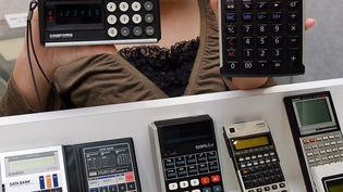 Les calculatrices Casio vendues par millions à travers le monde. (Illustration) (AFP)