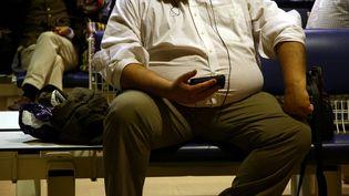 Une personne en situation d'obésité. (PELAEZ JULIO / MAXPPP)