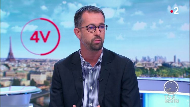 Loic Travers. (France 2)