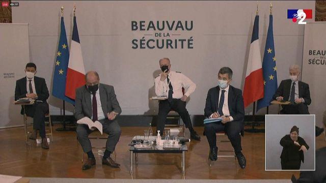 Emmanuel Macron annonce des États généraux de la justice