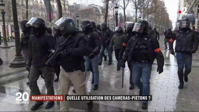 """""""Gilets jaunes"""" : utilisation des caméras-piétons renforcée pour l''acte 11"""""""