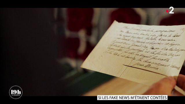 VIDEO. Les fake news sont presque aussi vieilles que le monde...