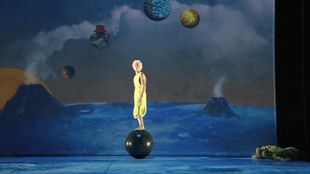 """""""Le Petit Prince"""" aux Folies Bergère"""