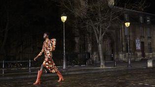 Chloé automne-hiver 2021-22 à la Paris Fashion Week, mars 2021 (VALENTINA VALDINOCI/VALENTINAVAL)
