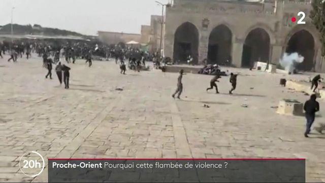 Proche-Orient : les origines de la flambée de violence