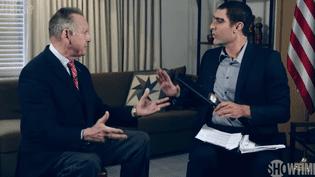 """Le """"détecteur de pédophile"""" de Sacha Baron Cohen est la goutte d'eau qui a fait déborder le vase (capture d'écran Youtube)  (Showtime)"""
