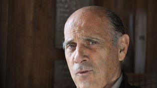 L'acteur Guy Marchand, le 28 août 2011. (ALAIN JOCARD / AFP)