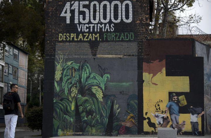 (RAUL ARBOLEDA / AFP)