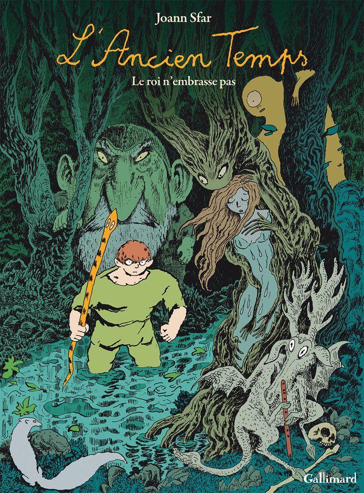 (Joann Sfar / Gallimard)