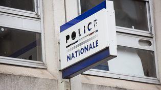 Une policière grièvement blessée au commissariat de Saint-Denis (Seine-Saint-Denis) mardi 20 mars après le tir vraisemblablement accidentel d'un collègue. (MAXPPP)